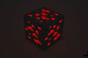 minecraft pc gaming video game art cube