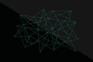 minimalism digital art geometry simple simple background