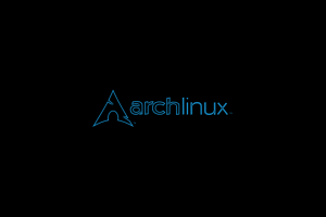 minimalism linux arch linux simple background