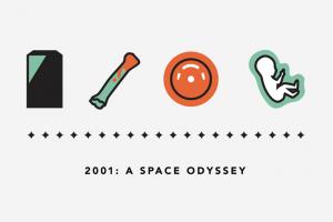 minimalism stanley kubrick 2001: a space odyssey movies