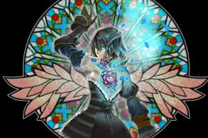 miriam (bloodstained) video games video game girls stained glass bloodstained: ritual of the night