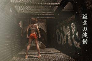 model women fitness model