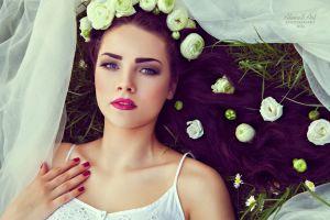 model women nature