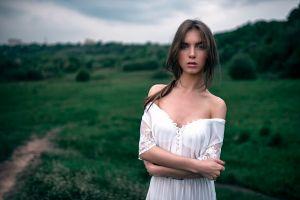 model women women outdoors