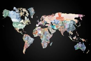 money world map countries