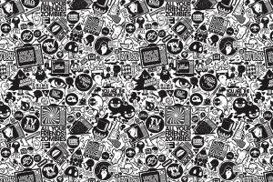 monochrome jared nickerson artwork