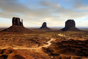 monument valley nature desert dirt