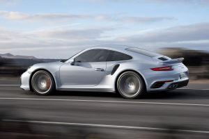 motion blur car porsche 911 turbo