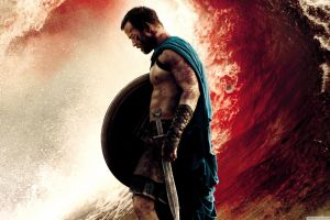 movies 300: rise of an empire 2014 (year) warrior