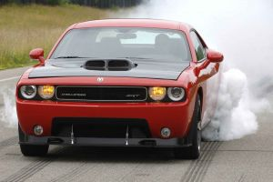 muscle cars dodge challenger car red cars
