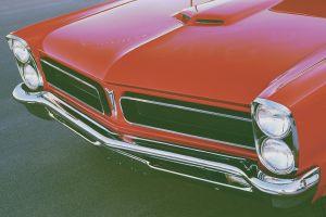 muscle cars pontiac gto car