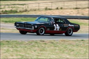 muscle cars racing car