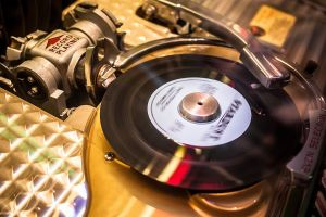 music vinyl technology