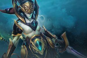 naga siren defense of the ancient dota