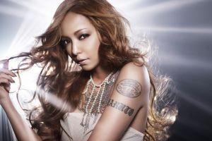 namie amuro singer asian brunette women