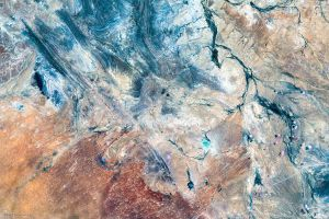 nature aerial view landscape earth