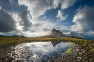 nature clouds landscape sky