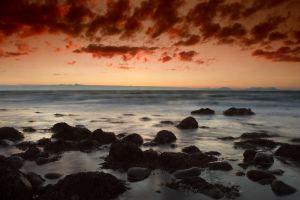 nature clouds sky sea