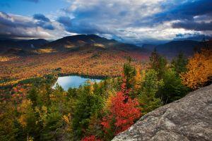 nature landscape fall national park
