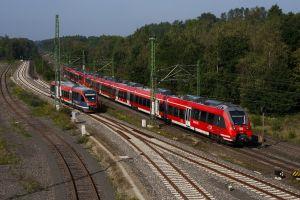 nature railway train