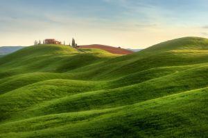nature tuscany italy