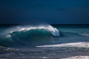 nature waves sea foam landscape sea