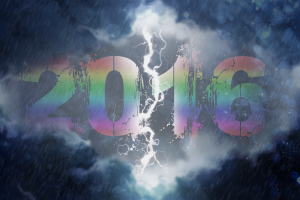 new year storm sky