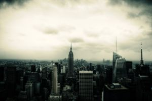 new york city cityscape usa city