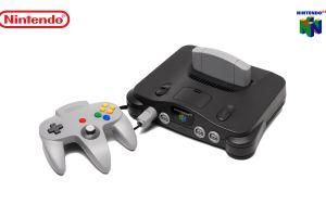 nintendo 64 nostalgia video games consoles simple background