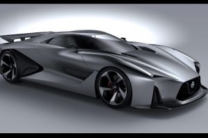nissan concept cars vehicle silver cars car