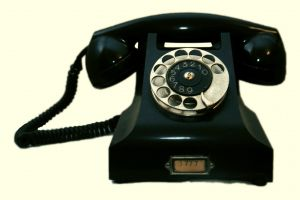 numbers technology simple background telephone