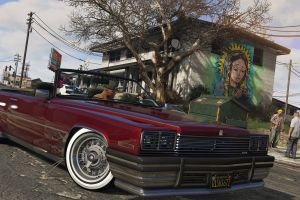 numbers video games car grand theft auto v pc gaming