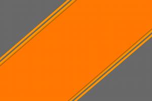 orange minimalism pattern