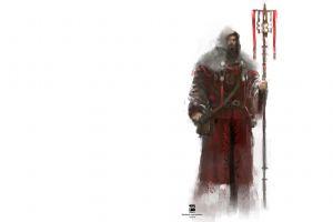original characters fantasy art staff
