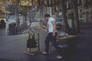 painters men urban