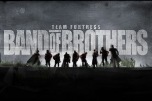 parody video games team fortress 2 band of brothers