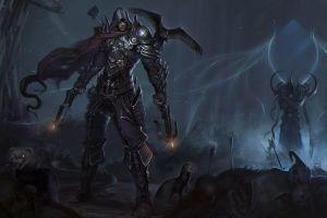 pc gaming fantasy art video game art diablo iii video games diablo 3: reaper of souls