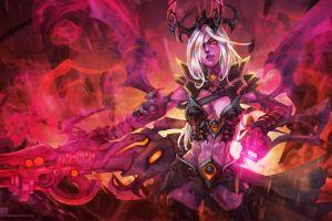 pc gaming fantasy girl caitlyn (league of legends) deviantart league of legends