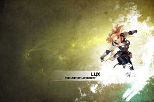 pc gaming lux (league of legends) league of legends