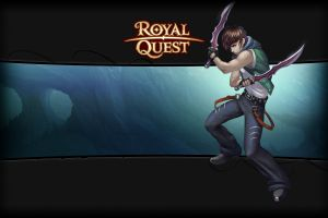 pc gaming sword royal quest