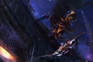phantom assassin fantasy art dota 2 pc gaming