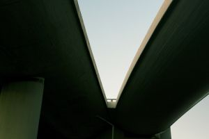 photography highway architecture urban concrete bridge