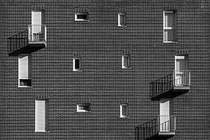 photography street pattern
