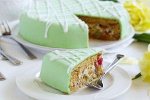 pies icing cake food green dessert