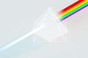 pink floyd triangle isometric low poly rock stars music