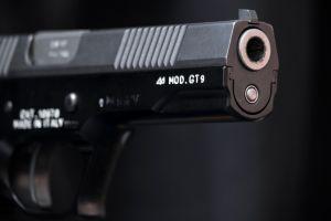 pistol sporting pistol target pistol pardini gt9