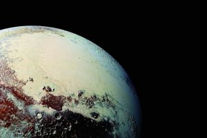planet pluto space dwarf planet