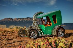 plants vehicle car landscape green cars