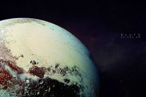 pluto space planet