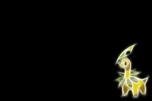 pokémon anime simple background fractalius